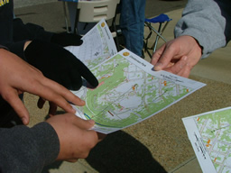 Orienteering One Hours Session