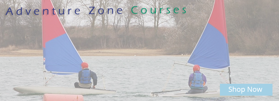 Adventure zone Courses Banner WaterLand